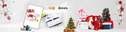 china satin ribbon printing paper jute bag wine bag ribbon bow