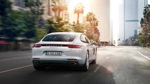 porsche panamera turbo 2017 wallpaper 2017 porsche panamera 4 e hybrid rear wallpapers hd wallpapers