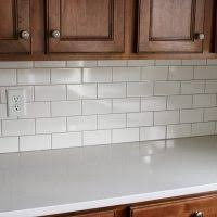 How To Put Up Kitchen Backsplash | how to put up a tile backsplash in kitchen backsplash