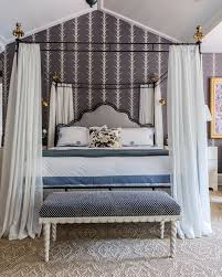 Gold Canopy Bed Amusing Gold Canopy Bed Curtains Images Design Inspiration Tikspor