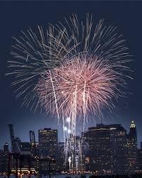 fourth of july celebration over new york skyline at night foxy