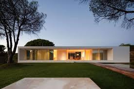 One Floor Houses by Pedro Reis House In Melides Floornature