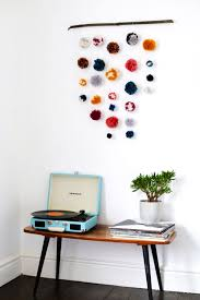 Ideas To Decorate Home The Best Ideas To Decorate With Pompoms Ohoh Blog