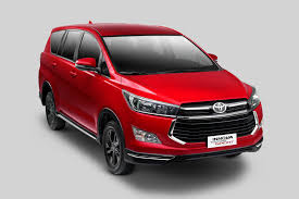 toyota philippines innova 2017 toyota ph offers sporty innova variant with toyota innova touring