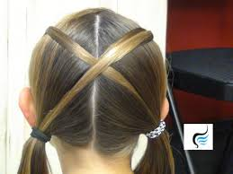 Simple Girls Hairstyles by Pigtail Hairstyles Tutorial Little Hairstyles Youtube