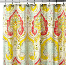 Bright Shower Curtain Contemporary 15 Bright And Colorful Shower Curtain Designs Home