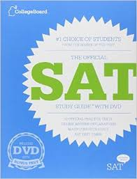 the official sat study guide with dvd the college board