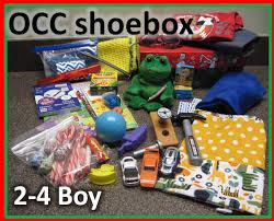 simply shoeboxes operation christmas child shoebox for 2 4 year