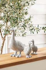 buy set of 3 painted duck ornaments from the next uk shop