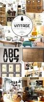 Travel Decor Fascinating 25 Vintage Office Decorating Ideas Inspiration Of