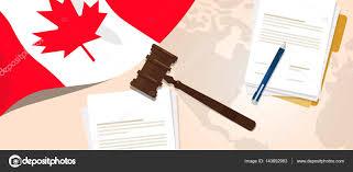 Flag Law Canada Law Constitution Legal Judgment Justice Legislation Trial