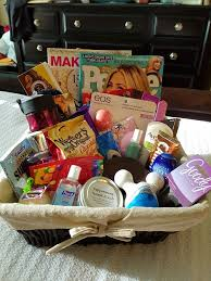 hospital gifts surgery gift basket gifts from kids