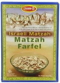 matzah farfel osem matzah farfel kosher for passover 16 ounce