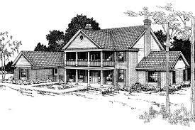 colonial house planscolonial house plans clairmont associated