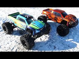 8s lipo gen 2 traxxas xmaxx mts test drive w custom bodies