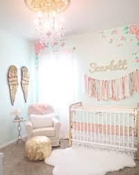 Chandelier Baby Room Mesmerizing Vintage Nursery Pictures Ideas Displaying Delightful