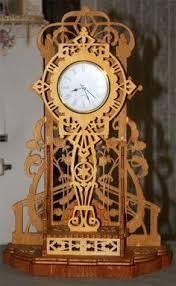 scroll saw patterns clocks diseño de muebles