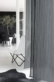 Black Sheer Curtains Height Gray Sheer Curtain In Navone Flat