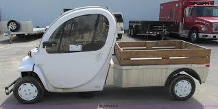 electric utility vehicles 2008 gem car gem el electric utility cart item j1761 sol