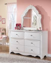 Bedroom Dressers With Mirror Solid Wood White Dresser