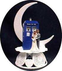 dr who cake topper american groom wedding cake topper w dr who