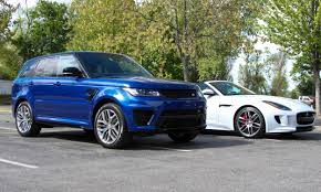 land rover sports car 2015 land rover range rover sport svr first drive review autonxt