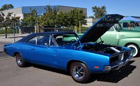 Dodge Challenger With Blower - just a car guy 1969 dodge charger r t