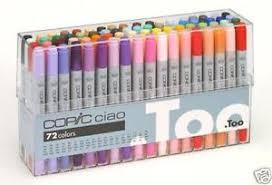 copic markers sketch markers u0026 marker pens ebay
