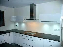 pose meuble cuisine angle de cuisine hotte de cuisine d angle habillage hotte aspirante
