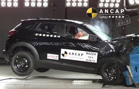 mazda car ratings mazda cx 3 2015 onwards crash test results ancap