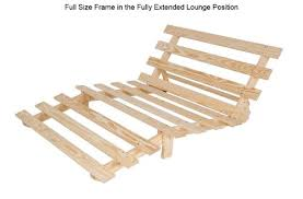 frame futon bed store