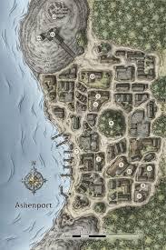 Map Generator D D Ashenport Jpg