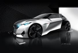 peugeot concept bike peugeot fractal concept and 308 gti debut at frankfurt motor show