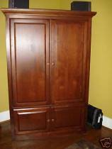 Entertainment Center Armoire Cost To Ship Ethan Allen Entertainment Center Armoire From