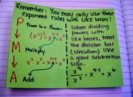 math u003d love ms hagan u0027s book of exponent rules