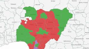 Nigeria Map Africa by Hard For Nigeria U0027s President Goodluck Jonathan Not To Run In 2015