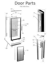 Shower Door Jamb Shower Door Jamb Filler Shower Doors