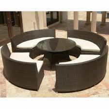 Source Outdoor Patio Furniture Source Outdoor Circa All Weather Wicker 5 Piece Conversation Set