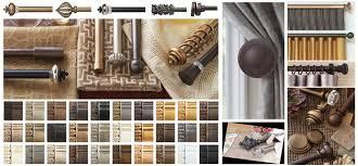custom curtain rods i drapery hardware i finials