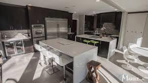 espresso kitchen cabinets with white countertops best way to pair countertops with cabinets marble