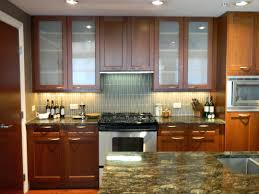 top 83 common glass front kitchen cabinets design with inserts