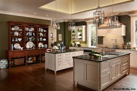 wood mode kitchen cabinets home decorating interior design