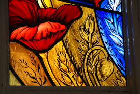 painting on glass windows sunrise stained glass studio stained glass window artists