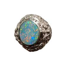 matrix opal ring opal rings for him flashopal