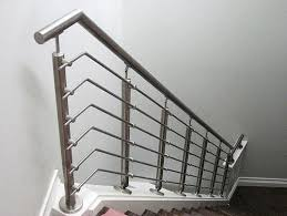 stainless steel banister rails stainless steel railing system stainless steel commercial model