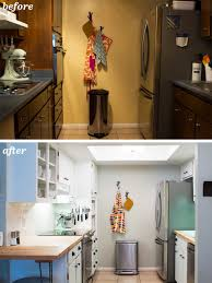 What Does Galley Kitchen Mean Kitchen Design Fabulous Awesome Kitchen Before After Wonderful