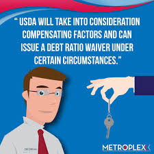how to qualify for a usda loan debt ratio waiver usda loan pro
