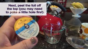 k cup hack how to use k cups without a keurig dollar tree