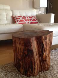 tree trunk dining table the best tree trunk coffee table optional furniture of stump dining