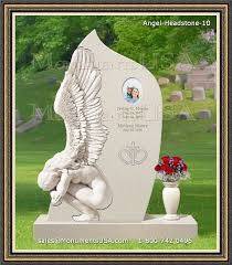 how much does a headstone cost garden statues